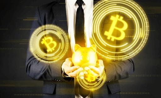 Đầu tư bitcoin.