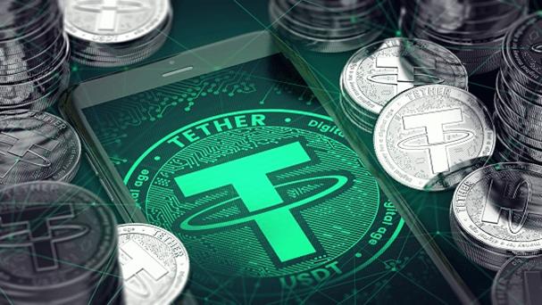Tether được chính thức phát hành trên thị trường vào tháng 7 năm 2014