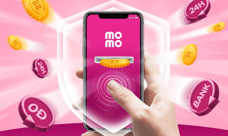 Kiếm tiền online với ví điện tử MoMo