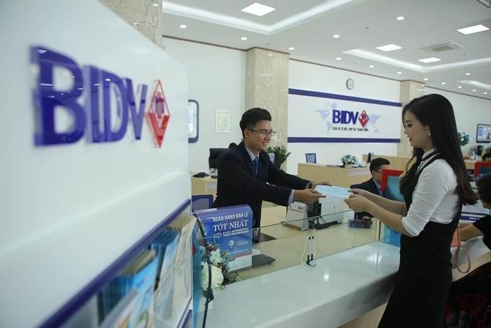 Chi nhánh BIDV trên toàn quốc