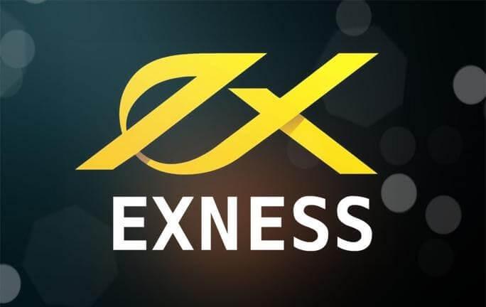 Logo Forex Exness.