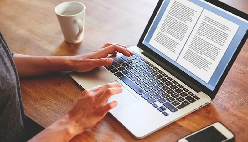 Tăng thêm thu nhập gia đình từ việc viết bài cho các website và các báo