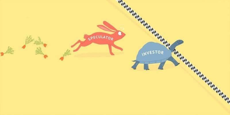 Sự khác biệt giữa đầu tư và đầu cơ
