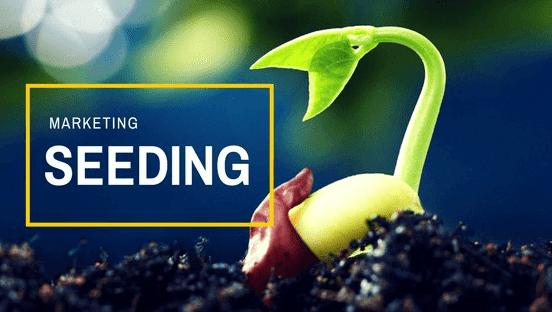 Kiếm tiền online 4.0 bằng seeding