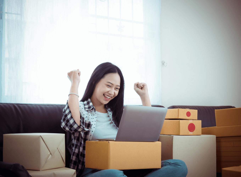 Kiếm tiền tại nhà cho mẹ bỉm sưa: kinh doanh online