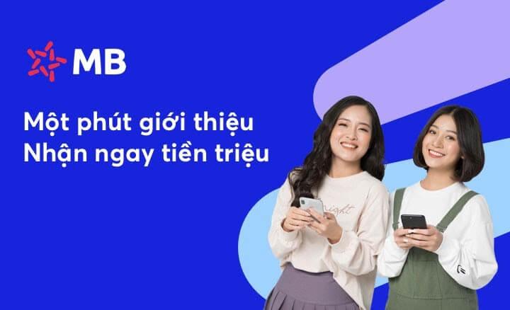 Kiếm tiền ở App MBBank