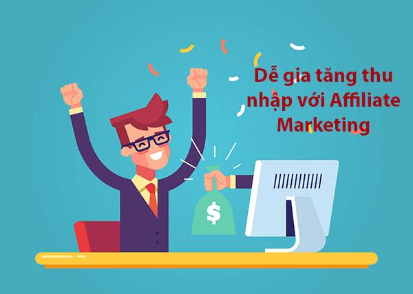 Hướng dẫn kiếm tiền online với Affiliate Marketing
