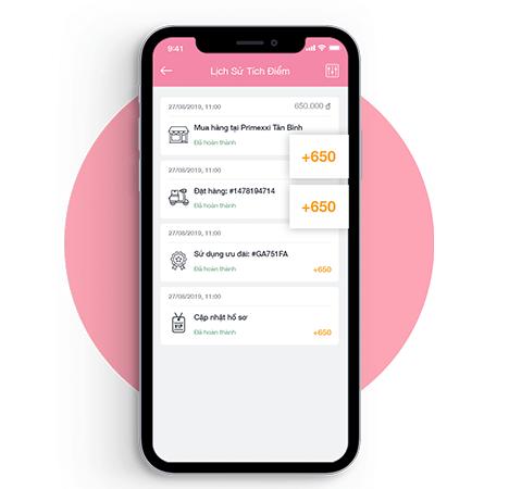 Kiếm tiền qua app tích lũy