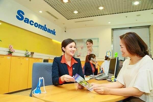 Các dịch vụ mà ngân hàng Sacombank cung cấp