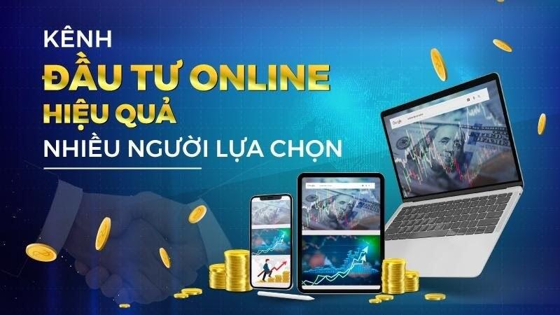 Lưu ý khi đầu tư tài chính online