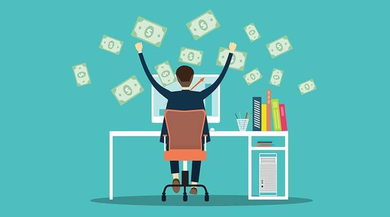Tăng thu nhập tại nhà với việc cộng tác viên đơn giản