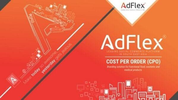 AdFlex - mạng lưới tiếp thị liên kết