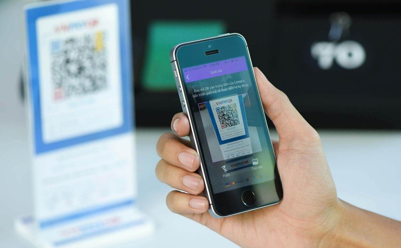 Vnpay giúp thanh toán trực tuyến mọi lúc mọi nơi.